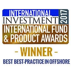 International Investment 2017 Winner Award