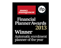 Financial Planner Awards 2013