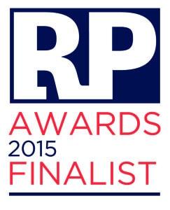 QROPS advice Retirement Awards 2015 finalist Logo