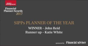 SIPP Planner of the Year