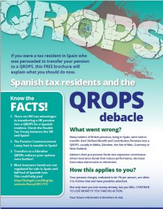 QROPS in Spain