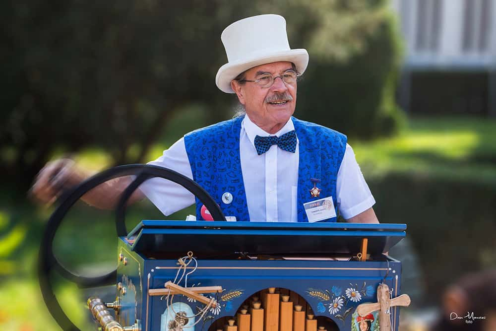 British Pensions Spain - Organ Grinder