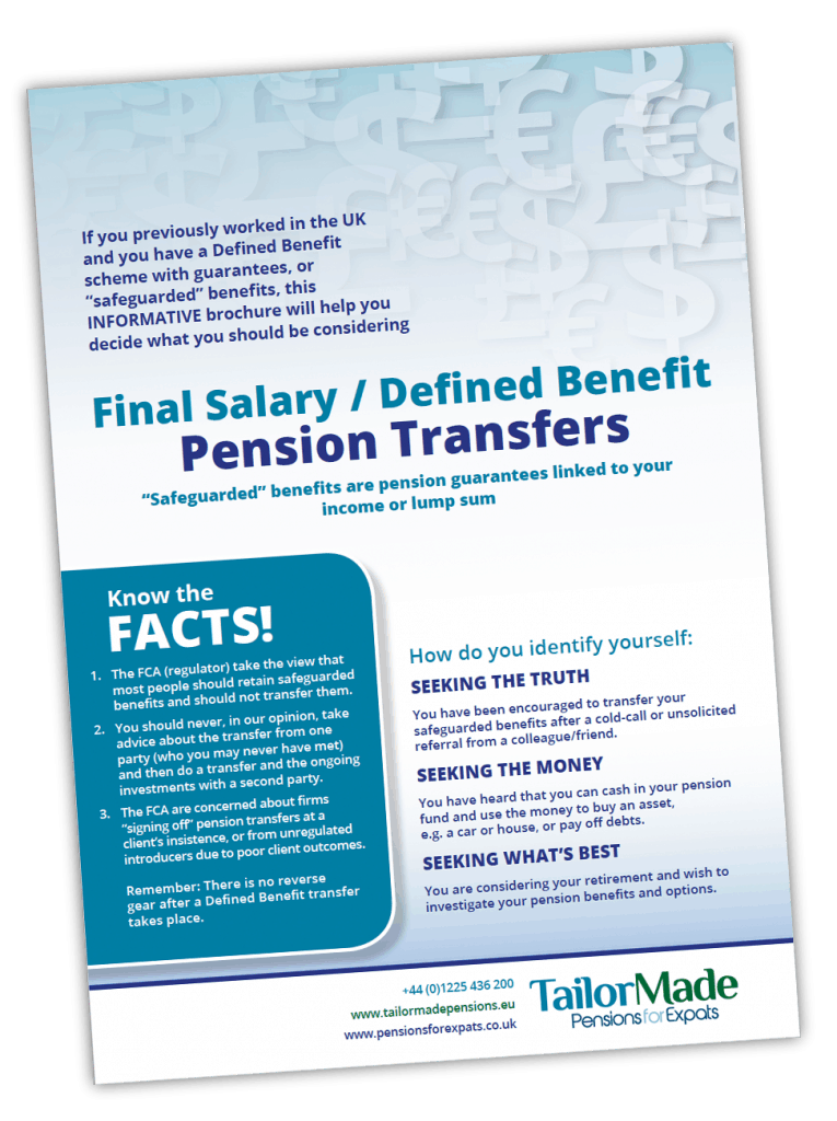Tailor Made Pensions - British-Pensions-Defined-Benefit-Transfers-SIPPs