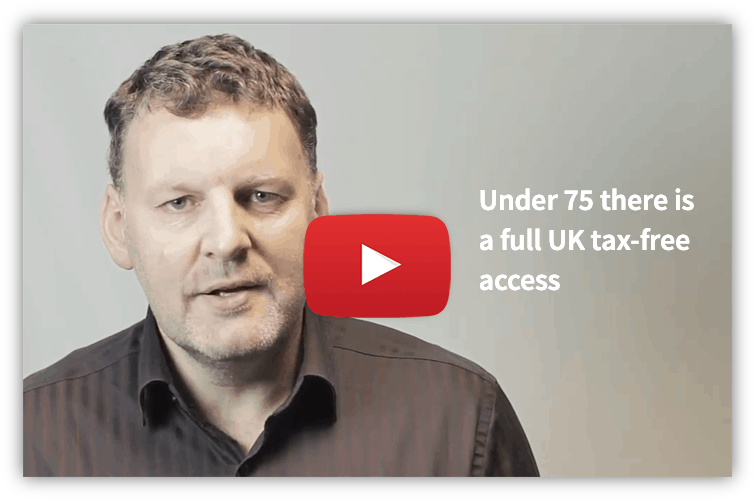 British Pensions SIPPs In USA Death Taxes Beneficiaries Video Image