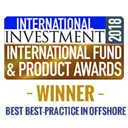 International Investment - International Fund & Product Awards 2018 - Best Practice Offshore WINNER