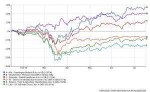 Fund pick performance
